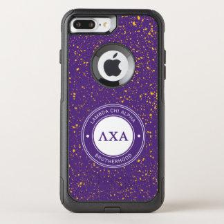 Lambda Chi Alpha | Badge OtterBox Commuter iPhone 8 Plus/7 Plus Case