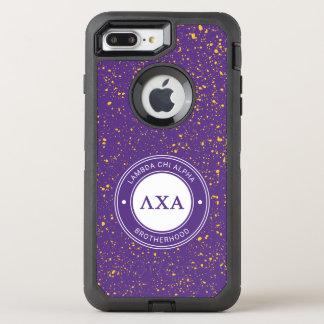 Lambda Chi Alpha | Badge OtterBox Defender iPhone 8 Plus/7 Plus Case
