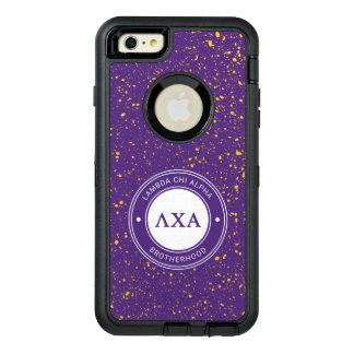 Lambda Chi Alpha | Badge OtterBox Defender iPhone Case