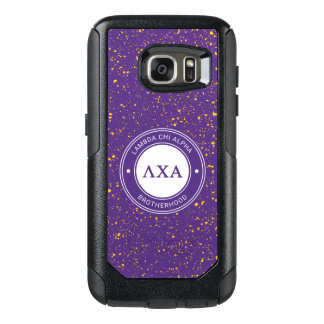 Lambda Chi Alpha | Badge OtterBox Samsung Galaxy S7 Case
