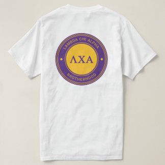 Lambda Chi Alpha | Badge T-Shirt