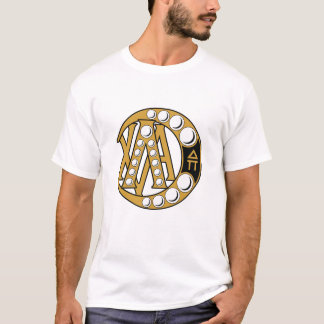 Lambda Chi Alpha Badge T-Shirt