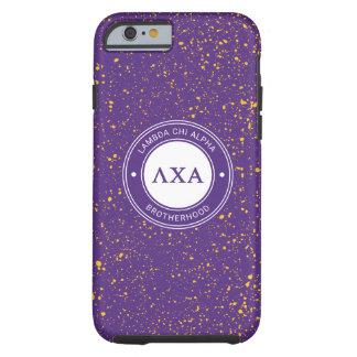 Lambda Chi Alpha | Badge Tough iPhone 6 Case