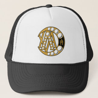 Lambda Chi Alpha Badge Trucker Hat