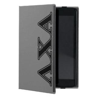 Lambda Chi Alpha Black Letters Case For iPad Mini