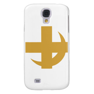 Lambda Chi Alpha Cross & Crescent Galaxy S4 Case