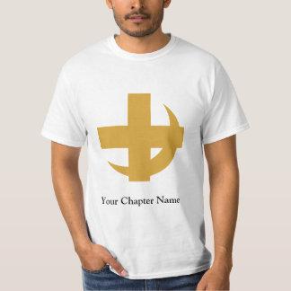 Lambda Chi Alpha Cross & Crescent T-Shirt