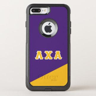 Lambda Chi Alpha | Greek Letters OtterBox Commuter iPhone 8 Plus/7 Plus Case