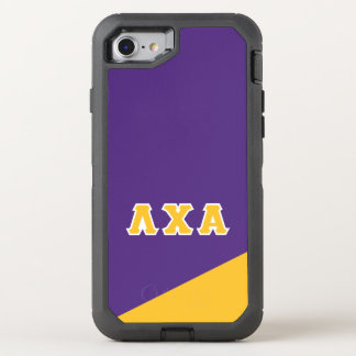Lambda Chi Alpha | Greek Letters OtterBox Defender iPhone 7 Case