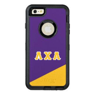 Lambda Chi Alpha | Greek Letters OtterBox Defender iPhone Case