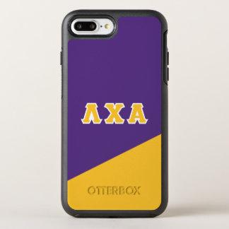 Lambda Chi Alpha | Greek Letters OtterBox Symmetry iPhone 8 Plus/7 Plus Case