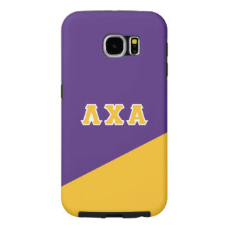 Lambda Chi Alpha | Greek Letters Samsung Galaxy S6 Cases