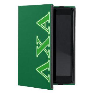 Lambda Chi Alpha Green Letters Cover For iPad Mini
