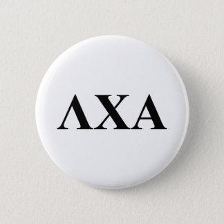 Lambda Chi Alpha Letters 6 Cm Round Badge
