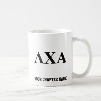 Lambda Chi Alpha Letters Coffee Mug