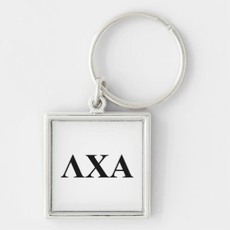 Lambda Chi Alpha Letters Key Ring