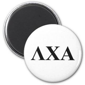 Lambda Chi Alpha Letters Magnet