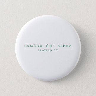Lambda Chi Alpha Lock Up 6 Cm Round Badge