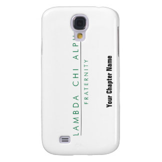 Lambda Chi Alpha Lock Up Galaxy S4 Case
