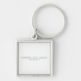 Lambda Chi Alpha Lock Up Key Ring