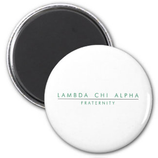 Lambda Chi Alpha Lock Up Magnet