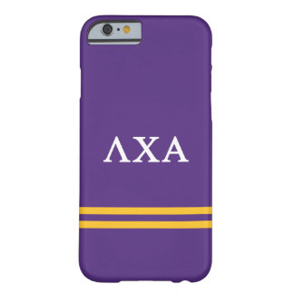 Lambda Chi Alpha | Sport Stripe Barely There iPhone 6 Case