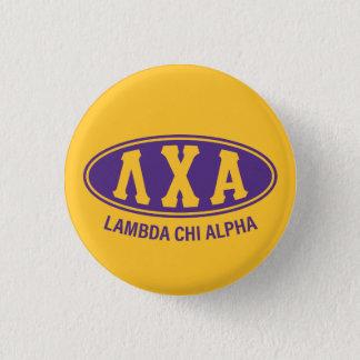 Lambda Chi Alpha | Vintage 3 Cm Round Badge
