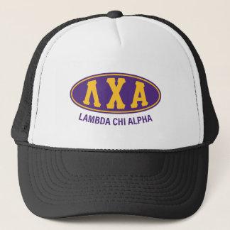 Lambda Chi Alpha | Vintage Trucker Hat