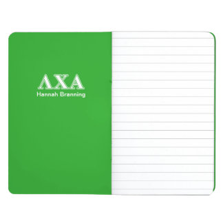 Lambda Chi Alpha White and Green Letters Journal