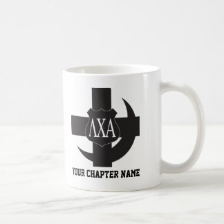 Lambda Chi Friendship Pin Coffee Mug