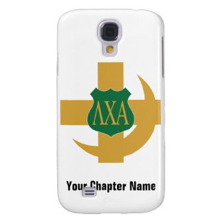 Lambda Chi Friendship Pin Galaxy S4 Case