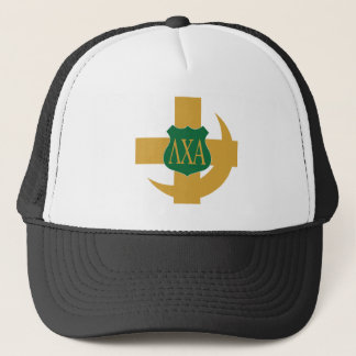 Lambda Chi Friendship Pin Trucker Hat