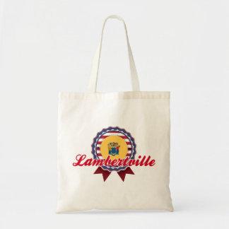 Lambertville, NJ Tote Bags