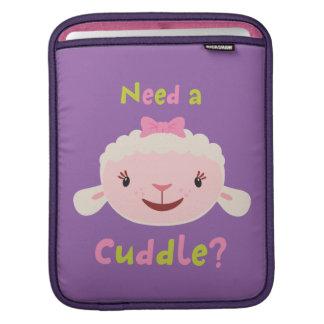 Lambie - Need a Cuddle iPad Sleeve