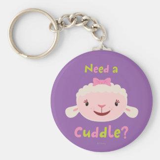 Lambie - Need a Cuddle Key Ring