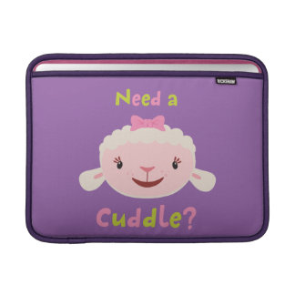 Lambie - Need a Cuddle Sleeve For MacBook Air
