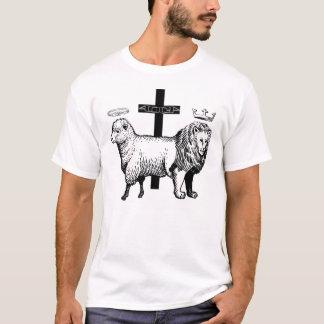 LambLionManKing T-Shirts