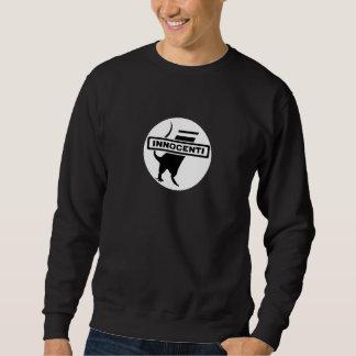 lambratta black sweatshirt