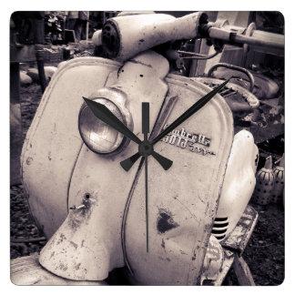 Lambretta 150 ld wall clock