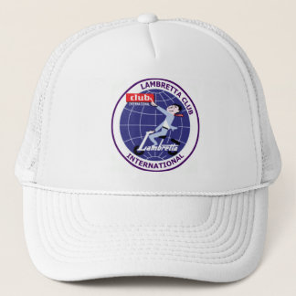 Lambretta Club International Cap