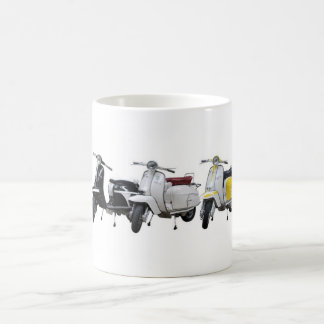 lambretta coffee mug