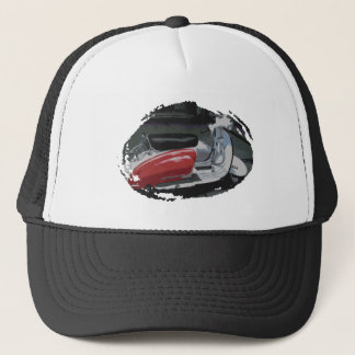 Lambretta do it better trucker hat