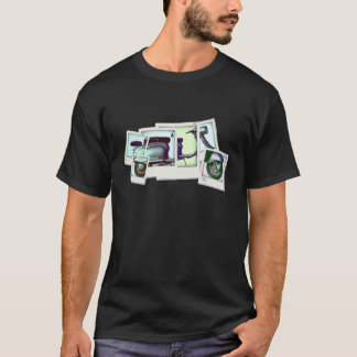 lambretta photo montage T-Shirt