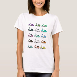 Lambretta Pop Art T-Shirt