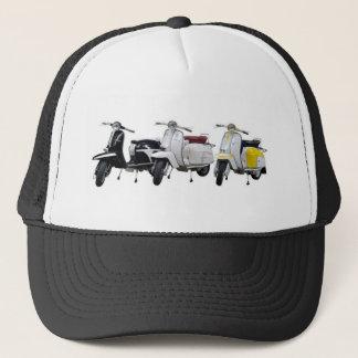 lambretta trucker hat