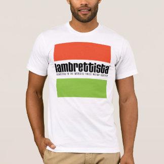 Lambrettista Tricolour T-Shirt