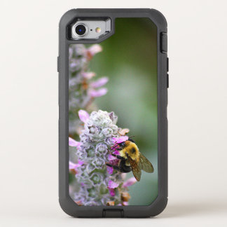 Lambs Ear Bee OtterBox Defender iPhone 7 Case