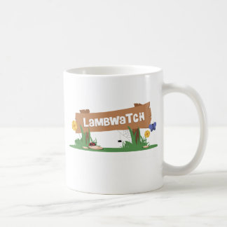LambWatch Logo! Coffee Mug