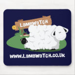 LambWatch Mouse Mat