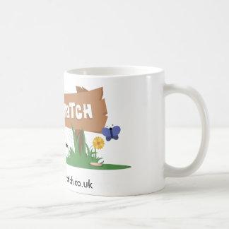 """LambWatch """"Sign"""" Mug"""
